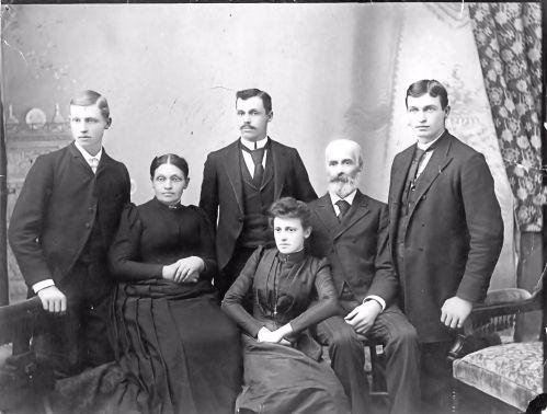 Edward T Family